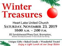Brampton - Winter Treasures - November 23, 2019