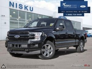 2018 Ford F-150 Lariat  - Leather Seats -  Luxury Package
