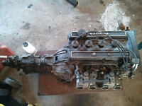 Toyota 2tg Engine and manual trans