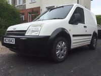 Transit Connect 1.8 TDCI, Great Van, Long PSV! Only 114k from New, Must See!