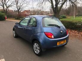 Ford Ka  Style K Genuine Miles Private Number