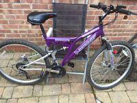 """Dunlop ladies mountain bike 26"""""""