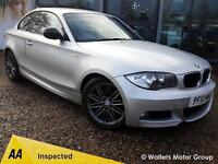 Bmw 1 Series 2.0 120D M Sport Coupe