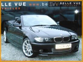 2004 (04) BMW 325Ci Sport Convertible Automatic