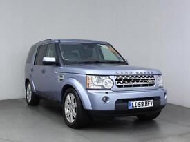 2009 LAND ROVER DISCOVERY 3.0 TDV6 XS Auto [4WD] SUV 7 Seats