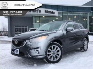 2015 Mazda CX-5 GT  - Leather Seats -  Sunroof - $177.69 B/W