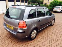 2006 newer shape Vauxhall Zafira