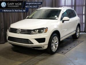 2016 Volkswagen Touareg Execline   - EXECLINE, LOADED WITH FEATU