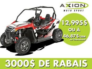 Used 2015 Arctic Cat Wildcat Trail Limited EPS 3000$ DE RABAI