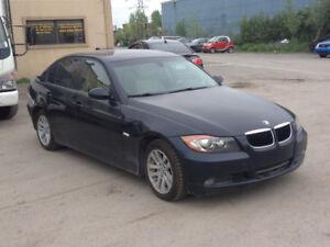 2007 BMW 328xi ** AWD ** Toit + Cuir ** Mag ** Financement 2e 3e