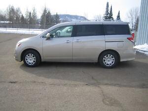 2012 Nissan Quest Minivan, Van