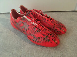 Adidas Soccer Cleats - size 12 **New**