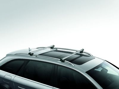 Audi ALLROAD 2013-2016 OEM Roof Rack Base Carrier Bars 8K9071151L
