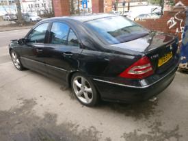 Breaking Mercedes w203 203 C Class C230 C200 C180 Kompressor petrol for sale  Moseley, West Midlands