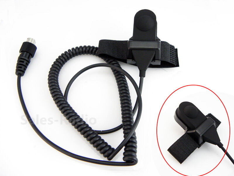 Telecom Parts Sensible 2.5mm Jack Full Face Close Motorcycle Helmet Headset Ptt For Motorola Portable Radio Tlkr T3 T4 T5 T6 T7 T8 T60 T80 T5428 T6500 Communication Equipments