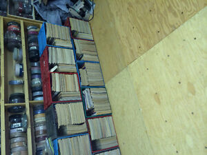 Approx.1200 old biker magazines