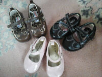 Baby Size 3 GIRL Shoes