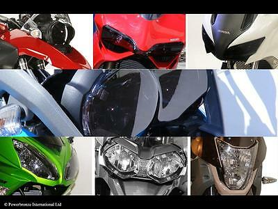 TRIUMPH TROPHY 91 95DARK TINT HEADLIGHT PROTECTOR