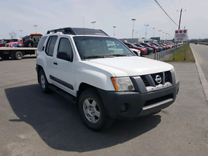 Nissan xterra 2006 automatic 4.0L V6 OFF ROAD EDITION