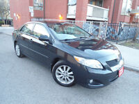 2009 TOYOTA COROLLA LE, ONLY 116 KM , PUSH-BUTTON START ,ALLOYS! City of Toronto Toronto (GTA) Preview