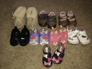 0-6 month girl shoes