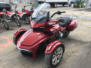 2016 Can Am Spyder F3-Ltd 1330 Triple
