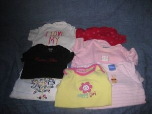 girls size 3 to 6 months