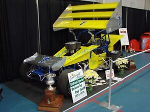 1970 Sprint Car Restored