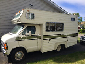 19 Foot Motorhome