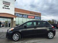 2014 Toyota Yaris  BEST IN PRICE, CD/MP3/BLUETOOTH, KEYLESS ENTR