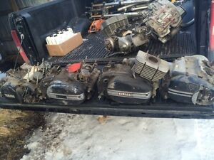 1970s RD Series Engines RD125 RD250 RD350 RD400