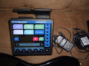 TC Helicon Voice Live toutch