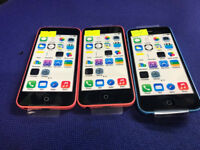 IPhone 5c Unlocked 32 GiG In Pink Or Blue
