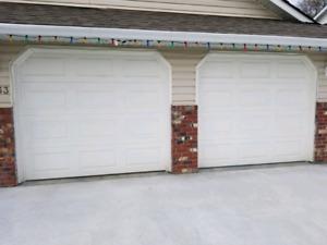 Selling Wooden Garage Doors