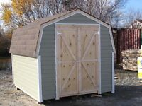 NEW SAMPLE SHED