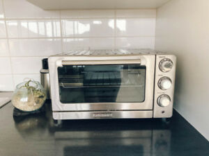 Cuisinart Convection Toaster Oven Broiler - Grille pain - four