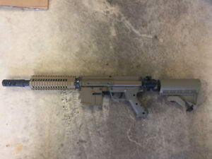 Milsig K series Marker and magazines (Paintball)