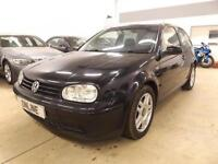 VOLKSWAGEN GOLF GTI TURBO, Black, Manual, Petrol, 1999
