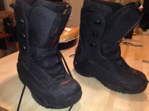 Men's/youth snowboard boots