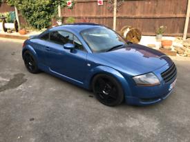 image for Audi tt quattro bargain
