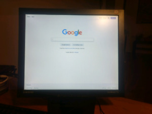 Samsung Monitor 17 inches