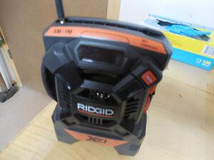 RADIO PORTATIF RIDGID