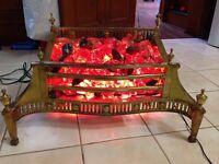 Antique Fireplace Insert