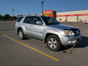2003 Toyota 4Runner Limited Sale/Trade