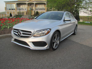 2015 Mercedes-Benz  C 300 - 4 Matic