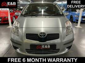 image for 2008 Toyota Yaris 1.4 D-4D TR Multimode 5dr Hatchback Diesel Automatic