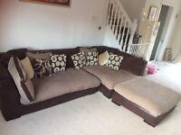 Dfs Maddison corner sofa