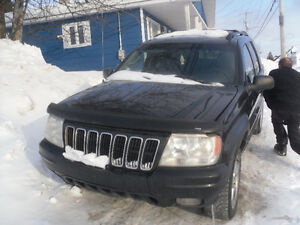 2003 Jeep Grand Cherokee VUS