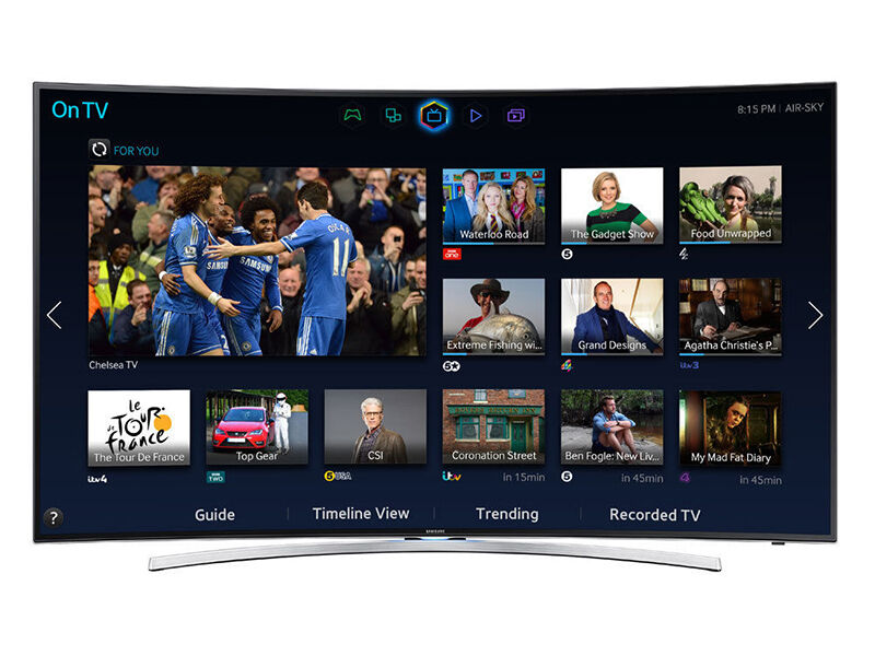 Samsung 2014 Smart TVs: Everything You Need to Know