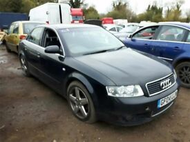 2004 AUDI A4 SPORT NOW BREAKING FOR PARTS